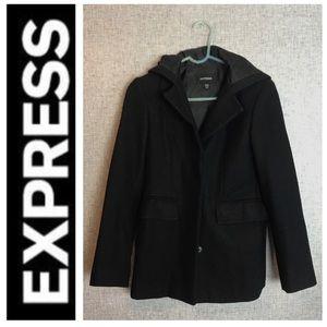 Express wool jacket